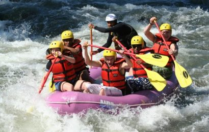 Complete and Only Guide That Makes Whitewater Rafting Simple