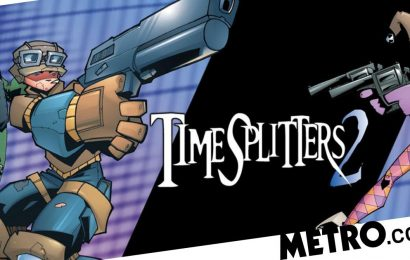 Timesplitters 2 remake teased by THQ in Spellforce 3 expansion