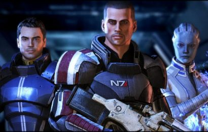Original Mass Effect Trilogy Cast Reunites For N7 Day