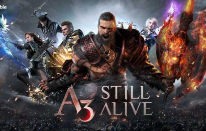 A3: Still Alive, Netmarble's Latest MMO, Now Available On iOS And Android