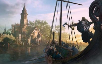 Assassin's Creed Valhalla Now Has A Lower Resolution In Certain Scenes On Xbox Series X Than PS5