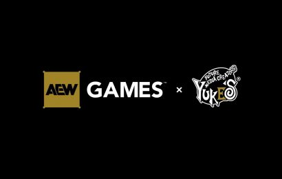 AEW Is Teaming Up With Yuke's To Create A 'No Mercy Style' Wrestling Game