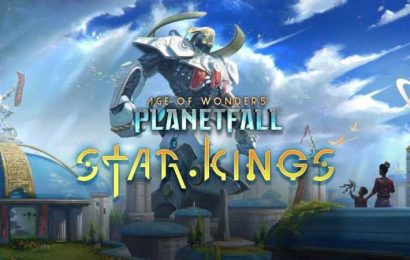 Rule The Galaxy As Star Kings With The New Age Of Wonders: Planetfall Update