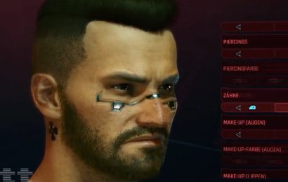 New Cyberpunk 2077 Gameplay Footage Offers Us A Sneak Peek At Character Creation