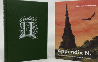 Learn The Eldritch Roots Of Dungeons & Dragons With New Hardback Edition Of Appendix N