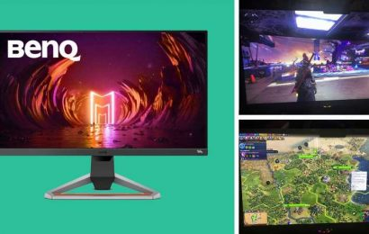 BenQ EX2710 MOBIUZ Gaming Monitor Review: A Game Experience Upgrade At A Reasonable Price