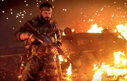 COD: Black Ops Cold War Takes Up Nearly Half Of Xbox Series S' Storage Space