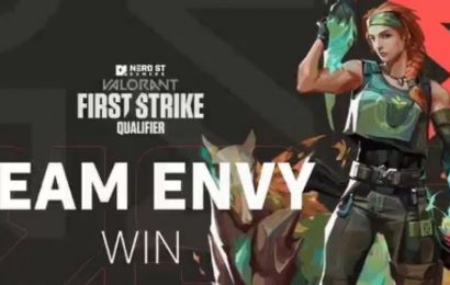 Team Envy swept 100 Thieves to win NSG VALORANT First Strike qualifier