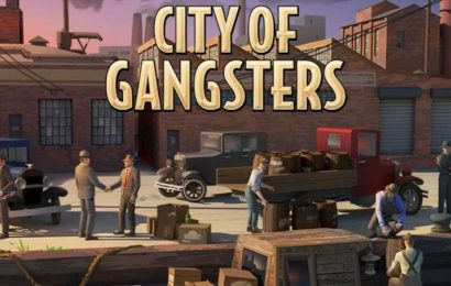 Mafia Management Sim City Of Gangsters Reveals Supply And Demand Tips Video