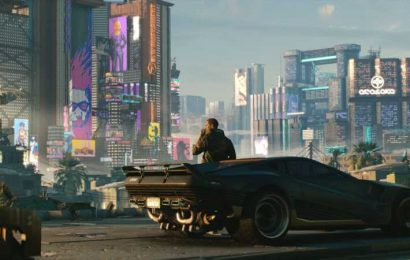 New Cyberpunk 2077 Ad Showing Up On Twitter