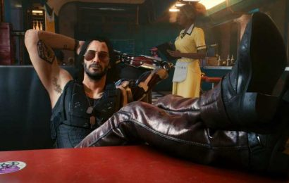 One Cyberpunk 2077 Dev Has Played 175 Hours And Isn't Finished Yet