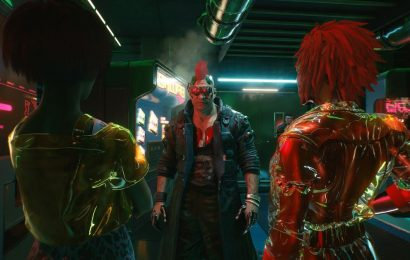 Cyberpunk 2077 has a 'streamer mode' that disables copyrighted music