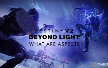 Destiny 2: Beyond Light – What Are Aspects (& How To Obtain All Of Them)
