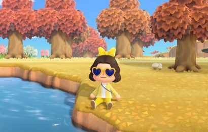 Animal Crossing villagers to me: 'You can't sit with us'