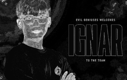 'Ignar' confirmed as Evil Geniuses' new Support for 2021
