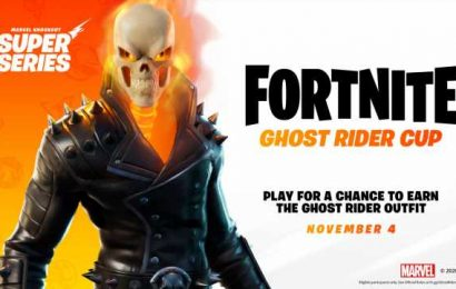 How to get the free Ghost Rider skin in Fortnite Season 4