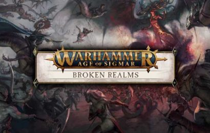 GW Releases Next Chapter Of Warhammer Age Of Sigmar With Broken Realms: Morathi
