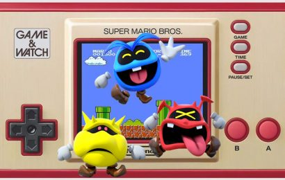 Nintendo Has Apologized For Game & Watch: Super Mario Bros. Language Bug