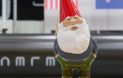 Gabe Newell Is About To Launch A Replica Of Gnome Chompski Into Space