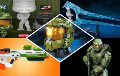 Halo Announces New Toy Lineup Just In Time For The Holidays