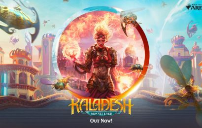 What cards to craft from Magic Arena's Kaladesh Remastered