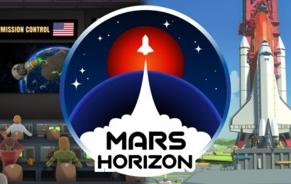Space Agency Management Sim Mars Horizon Launches To Release