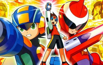Capcom Is Showing More Interest In Mega Man Battle Network