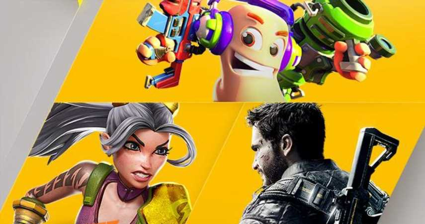 Just Cause 4, Rocket Arena, And Worms Rumble Are Your Next PS Plus Games