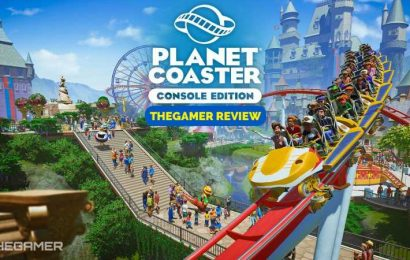 Planet Coaster Console Edition Review: A New Generation Of Theme Park Management