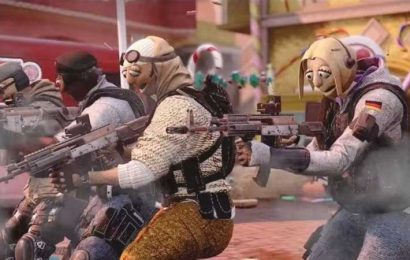 Rainbow Six Siege: How To Dominate The Sugar Fright Event