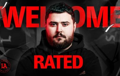 CoD: Rated Joins 100 Thieves As Professional Warzone Player & Content Creator