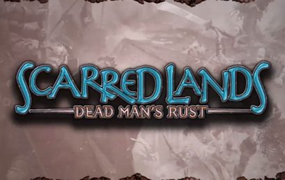Scarred Lands 5E Mega-Adventure Dead Man's Rust Seeks Kickstarter Funding
