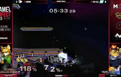 iBDW wins Smash Melee Singles at Frame Perfect Series 3: Online
