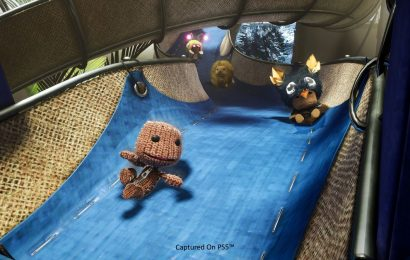 Sackboy's PS5 launch game will ship without online multiplayer