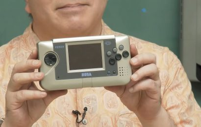 Remember The Sega Nomad? Prototype Revealed For The First Time In New Video