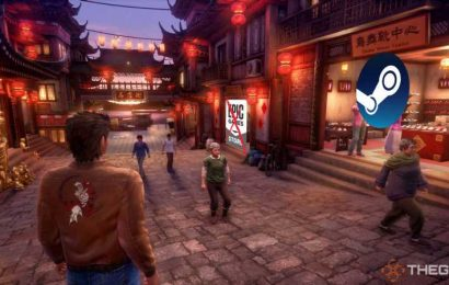 Epic Games Store Haters Can Finally Buy Shenmue 3 On Steam