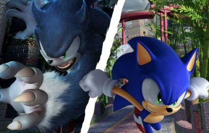 Sonic Unleashed Looks Like A Next-Gen Game On Xbox Series X