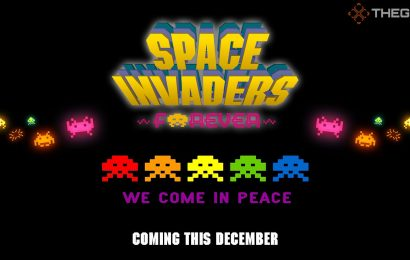 Space Invaders Collection Coming To PS4 And Switch In December