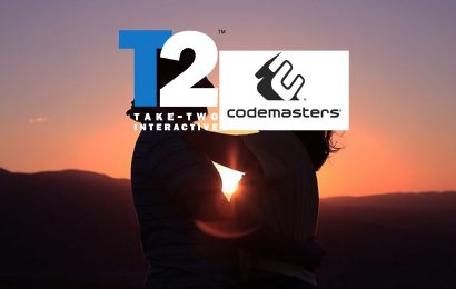 Take-Two Is Set To Buy Codemasters For Close To $1 Billion