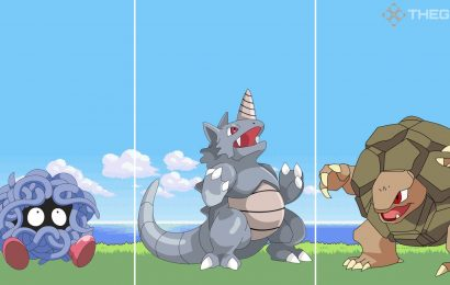 Pokemon: The 10 Pokemon With The Highest Defense Stats In The Original Games, Ranked