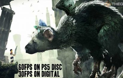 The Disc Version Of The Last Guardian Runs At 60fps On PS5, But Digital Only Hits 30fps