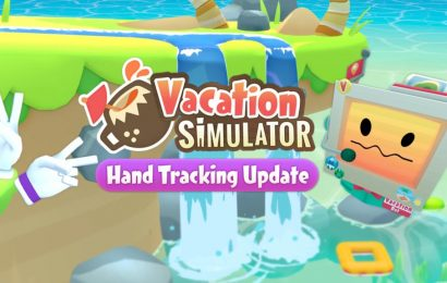 Vacation Simulator for Oculus Quest Adds Experimental Hand Tracking