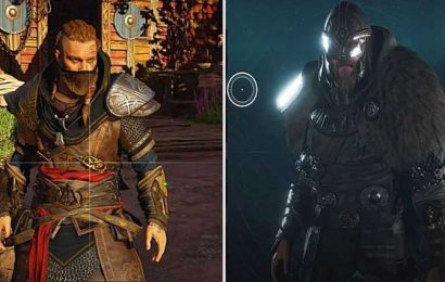 The 10 Best Armors In Assassin's Creed Valhalla