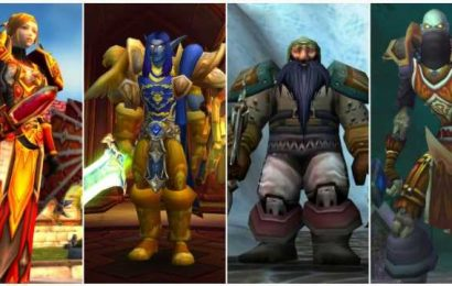World Of Warcraft Classic: Ranking Every Class By How Much Fun It Is To Play