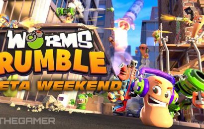 Worms Rumble Crossplay Beta Weekend Is Live – Here's How To Play