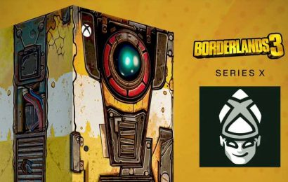 2K UK Is Making A One-Of-A-Kind Official Borderlands Xbox Series X, And Will Give It Away