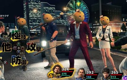 Yakuza: Like A Dragon Wasn't Going To Be An RPG Until 11 Months Before Launch