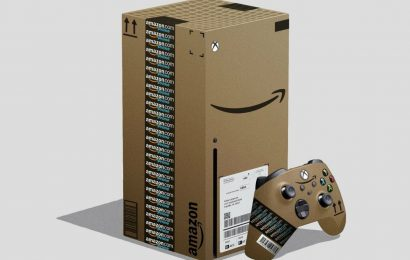 Amazon Warns Customers Series X Pre-Orders May Be Delayed Until Christmas