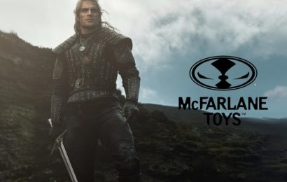 Netflix's The Witcher Is Partnering With McFarlane Toys For New Figure Line