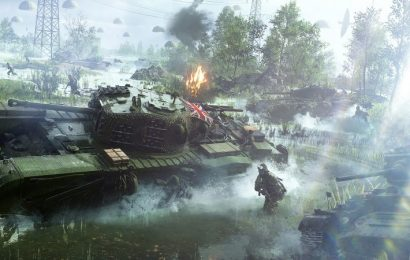 New Battlefield Game Expected To Hit Holiday 2021